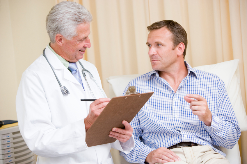 Talking with Doctor